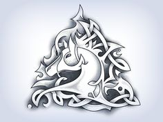 celtic horse graphics | Celtic Horse