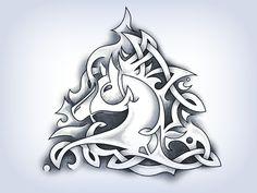 celtic horse graphics | Celtic Horse