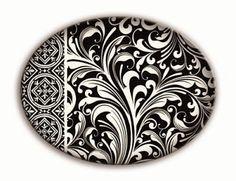 Goth Shopaholic: Black Florentine for Autumn/Winter 2014 Gothic Home Decor - Glass soap dish