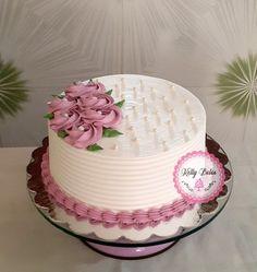 Cake Decorating Frosting, Cake Decorating Designs, Creative Cake Decorating, Birthday Cake Decorating, Creative Cakes, Simple Cake Designs, Beautiful Cake Designs, Beautiful Cakes, Chocolate Cake Designs