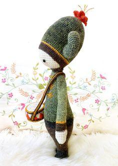 PATRON au crochet CARL le cactus PDF par lalylala sur Etsy, €5.50