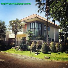 RUMAH DIJUAL : ( Residential House For Sale ) A Superb Home You Will Be Proud To Own @ Graha Famili Surabaya. • This is a lovely home in this fast appreciating area and inspection is highly recommended. Come along and see for yourself - You will impressed with this one.
