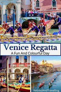 Venice Regatta Italy