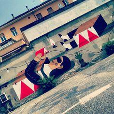 Agostino Iacurci #streetart
