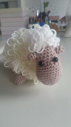 Schaf made by Eva...mäh!