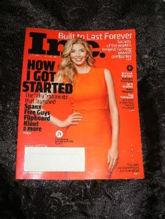 Inc. Magazine ~ FEBRUARY 2014 Issue ~ Featuring: KLOUT - SPANX - FIVE GUYS +
