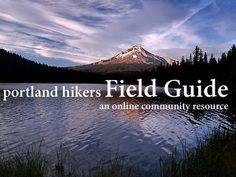 Portland Hikers Field Guide