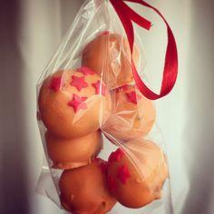 Dragonball Z cake balls