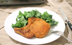 Juicy Puerto Rican Pork Chops — This authentic Puerto Rican pork chop recipe provides you with the perfect way to cook a juicy and flavorful pork chop. Dinner has never been juicier!   bitsofumami.com