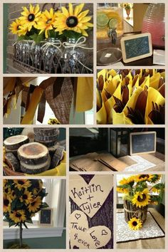 Sunflower bridal shower favors ideas collection wedding for love the top le Country Wedding Cakes, Wedding Cake Rustic, Bridal Shower Rustic, Bridal Shower Party, Country Bridal Shower Favors, Bridal Showers, Sunflower Party, Sunflower Baby Showers, Wedding Cakes With Cupcakes
