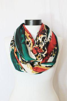 pashmina  infinity scarfboho scarf by salihadilber on Etsy, $15.90