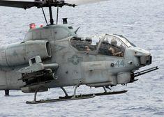 cobra helicopter | Image: U.S.M.C. AH-1W Super Cobra Helicopter