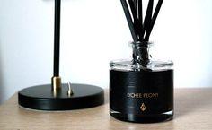 HOME & LIVING: Black oil reed diffuser by TÄNDA Modern