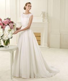 robe de mariée Denver Fashion 2013 / Pronovias