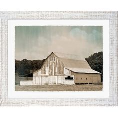 Farmhouse Framed Print II
