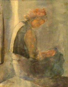 Julian Fałat (1853–1929) Falat Zamyslona