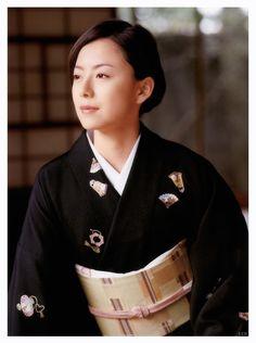 桜井幸子 Sachiko Sakurai ☆2009年、芸能界引退 (retired from actress)。