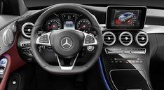 2017 Mercedes-Benz C-Class Coupe C300 Interior Cockpit Images