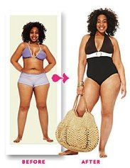 a654c2ca5e Confidence and Style Blog: How To Choose the Best Swimsuit For Your Body  Shape Best