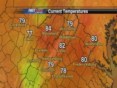 Sept. 12: State Temps