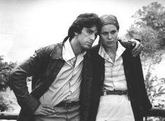 """Al Pacino, Marthe Keller-""""Bobby Deerfield"""""""