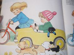vintage mabel lucie attwell annual 1970 gorgeouse illustrations | eBay