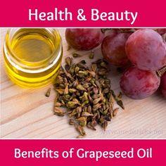 Health Benefits of Grapeseed Oil | Medi Tricks