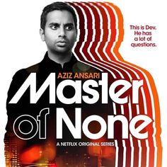 Very on point show and funny watch it #masterofnone