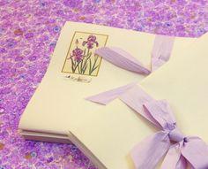 #Handmade decorated paper iris inspired!   #Florence #MadeinItaly #papercrafts #paperlove #art