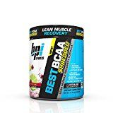BPI Sports Best BCAA Shredded Caffeine Free Thermogenic Recovery Formula for Lean Muscle Growth Cherry Lime 9.7 Ounce