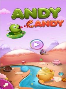 Andy Candy - At first glance, Andy Candy, from More Games, invokes familiar strains of other candy-themed games that are popular on the various app stores, but once you begin playing you actually end up with an entirely different puzzle experience. Click the image for our full review.