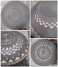 interesting process of carving