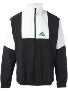 ADIDAS ORIGINALS zipped sports jacket. #adidasoriginals #cloth #jacket