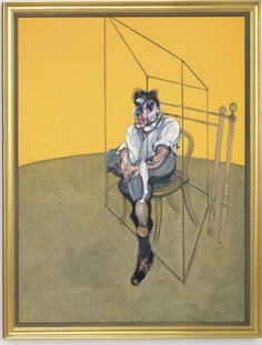 Francis Bacon - Three Studies of Lucian Freud (1969)