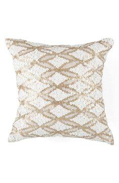 Pretty sequined pillow http://rstyle.me/n/mq4qhnyg6