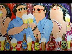 For the love beer - Elly van Leersum