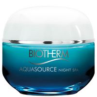 Biotherm Face Moisturisers Aquasource Night Balm Embrace the night with Biotherms first sleeping pack, for deep moisture replenishment and intense skin hydration overnight. Aquasources iconic moisture formula is captured within an ultra-rich, leave- http://www.MightGet.com/january-2017-13/biotherm-face-moisturisers-aquasource-night-balm.asp