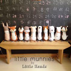 Little Munnies by Little Hands