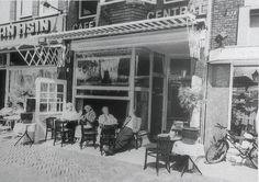 Café Central op de Markt