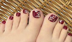 Toe Nail Designs For Fall Ideas that deep color toenail art designs summer toe nails Toe Nail Designs For Fall. Here is Toe Nail Designs For Fall Ideas for you. Toe Nail Designs For Fall fall nail art nails fall nail art toe nail desig. Fall Toe Nails, Simple Toe Nails, Pretty Toe Nails, Summer Toe Nails, Pretty Toes, Winter Nails, Toenail Art Designs, Toe Designs, New Nail Designs