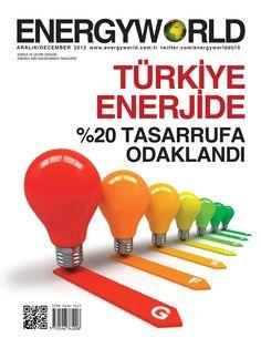 EnergyWorld Dergisi, Aralık sayısı yayında! ÜCRETSİZ okumak için tıkla: http://www.dijimecmua.com/energy-world/