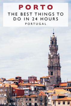 How To Have The Perfect Day In Porto | Portugal-- Tanks that Get Around is an online store offering a selection of funny travel clothes for world explorers. Check out www.tanksthatgetaround.com for funny travel tank tops and more travel destination guides!