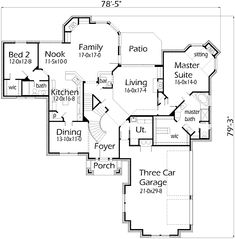 ****House Plans by Korel Home Designs