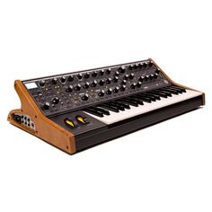 The Moog Subsequent 37 is a 2note paraphonic analogue synthesizer that builds upon the awardwinning design of the ultrapowerful Sub 37 Tribute Edition The Subsequent 37s control panel is home to 40 knobs and 74 switches placing a vast array of analogue so