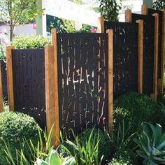 Orchard Design 1200 mm(H) x 600 mm(W) Panels. 90%+ Privacy/ Blockout. Available at Chippy's Outdoor