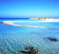 Elafonisos , Crete , Greece.