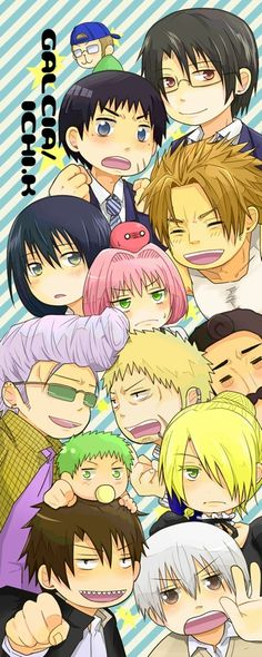 Beelzebub. I loved this anime!!! I finished it yesterday.  it was so niceeee and hentai bah haha.