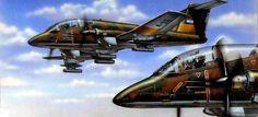 Argentinian bombers, Falklands War