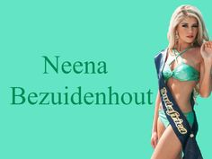 Neena Bezuidenhoudt Miss South Africa wallpaper