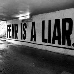 Business Tips and Motivation: FEAR is a LIAR